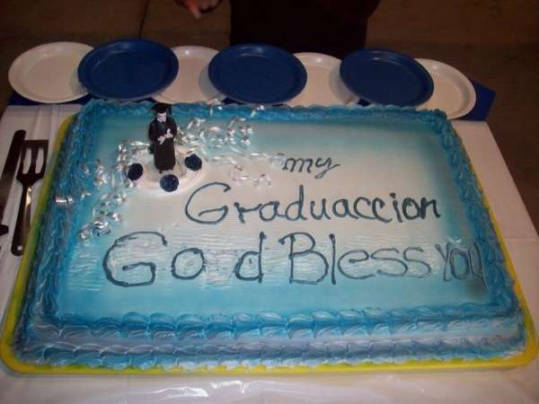 Graduation Cake Fails