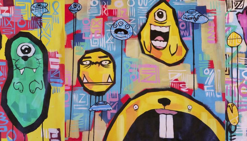 Kid-Friendly Graffiti Classes