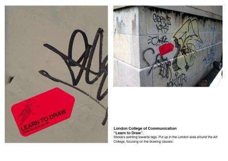 Graffiti For Education