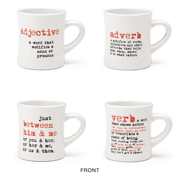 Grammatically Correct Mugs