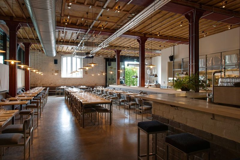 Converted Granary Cafes