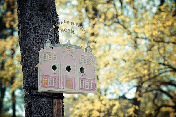 Movie-Themed Bird Hotels