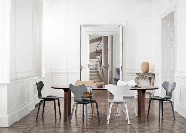 Modernized Iconic Chairs