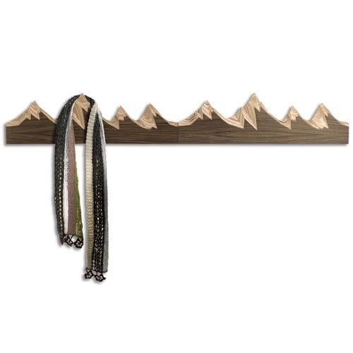 Mountainous Coat Hangers