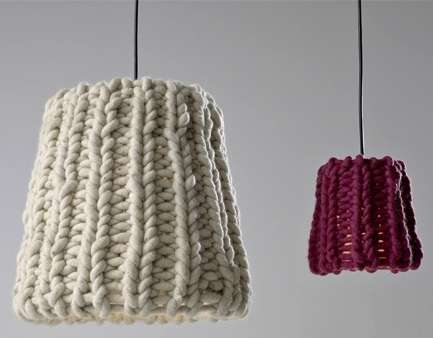 Chunky Knit Lighting