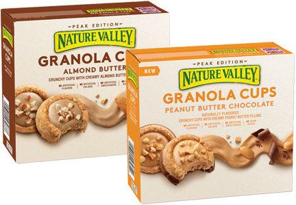 Creamy Nut Butter Cups