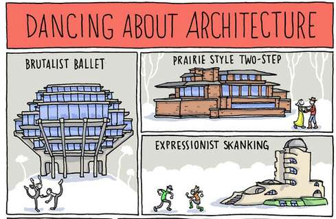 grant snider dancing about architecture