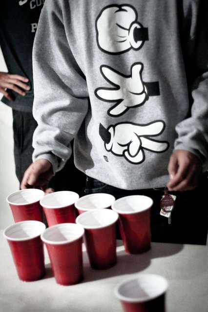 Hand Game-Inspired Sweatshirts