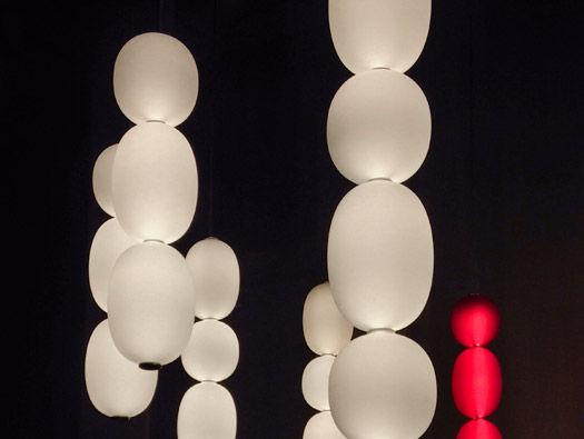 Modern Grape-Inspired Illuminators