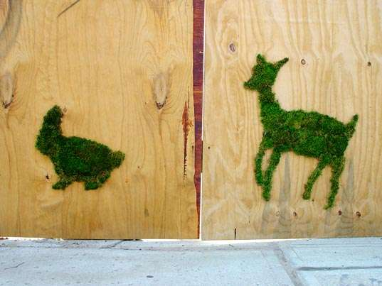 Graffiti Goes Green