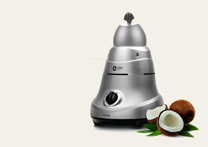 Dedicated Coconut-Shaving Appliances