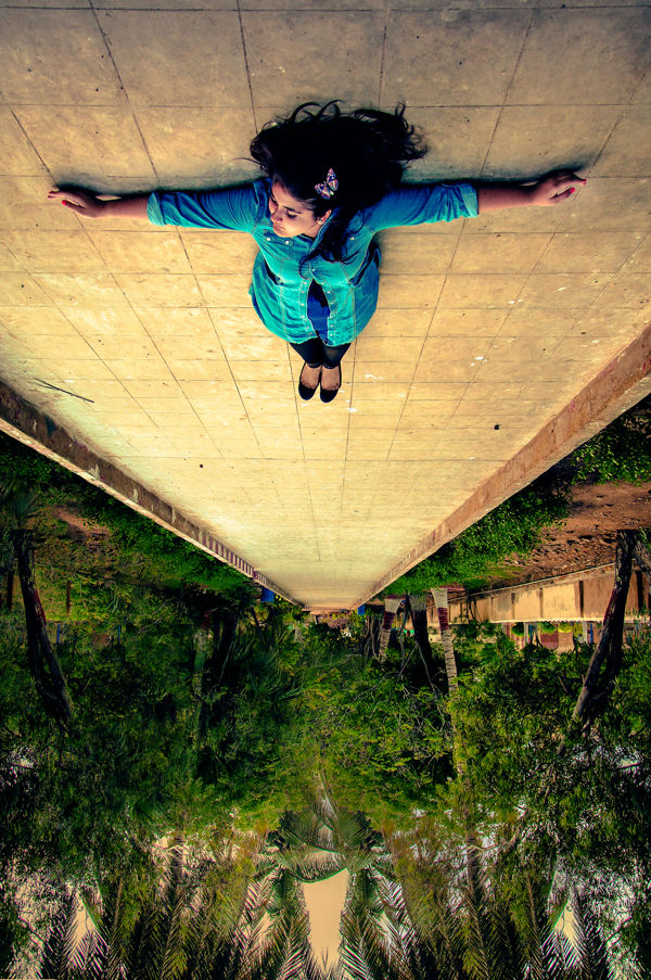 gravity defying photography