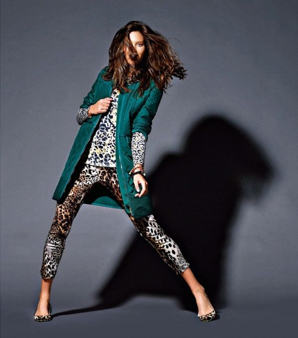Dance-Filled Fall Editorials