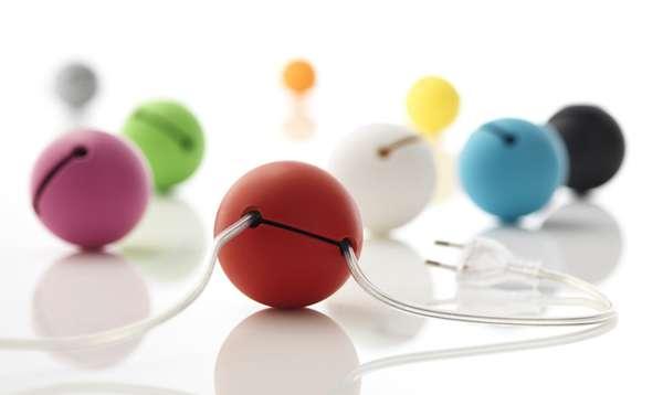 Cord-Gobbling Balls