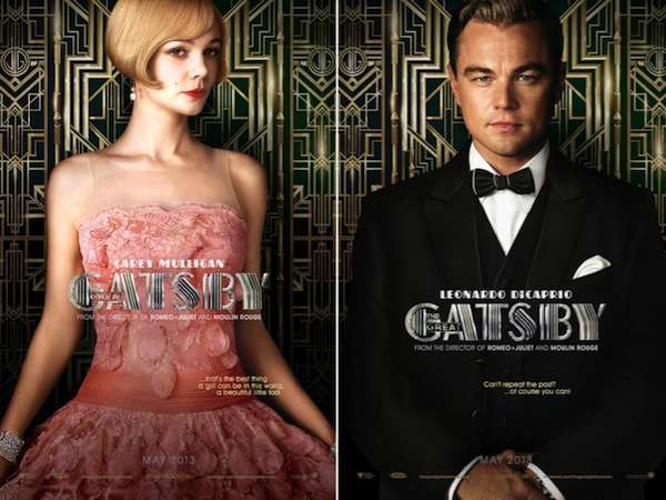 great gatsby posters