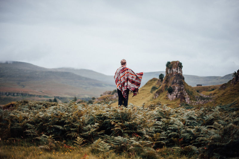 Haunting Wilderness Portraits