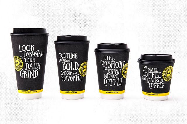Self-Boasting Coffee Cups