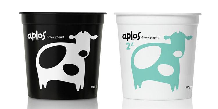 Greek Yogurt Packaging