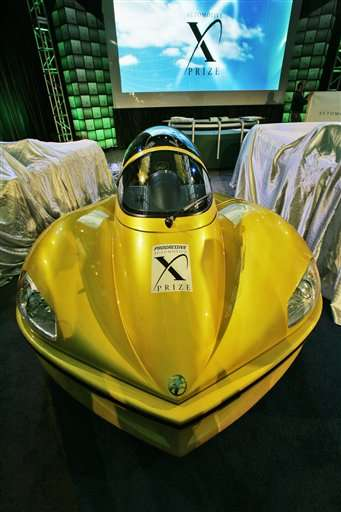 $10 Million Green Car