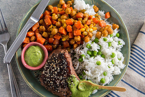 Family-Focused Meal Kits