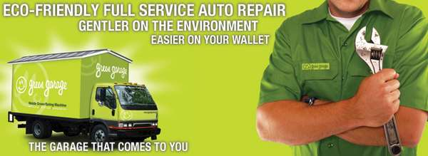 Green Vehicle Detailing