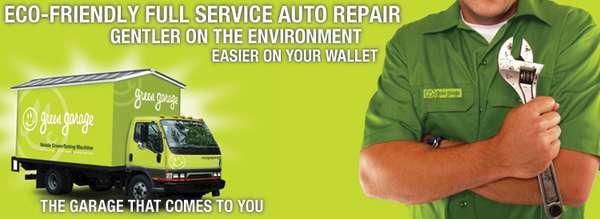 Green Vehicle Detailing