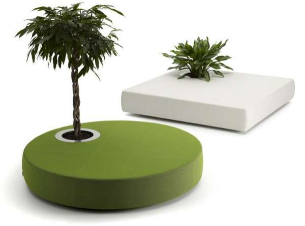 Eco Oasis Ottomans