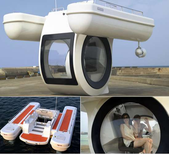 Eco-Friendly Submarines