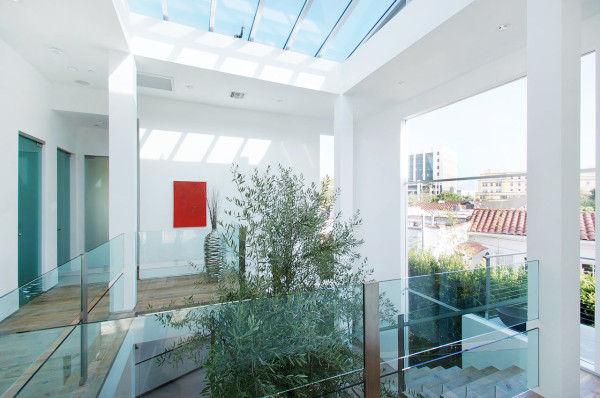 Asymmetrical Garden Residences