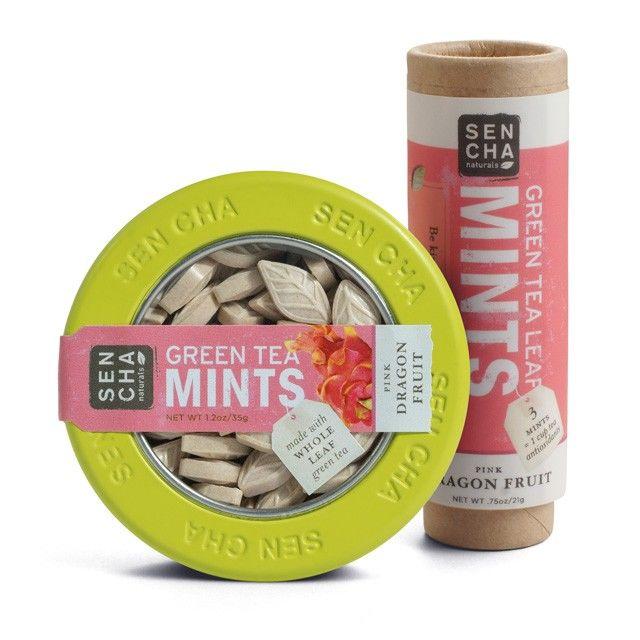 Exotic Tea Mints