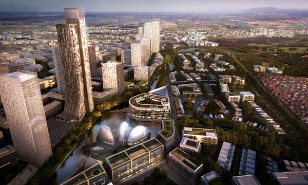 Massive Eco Cities