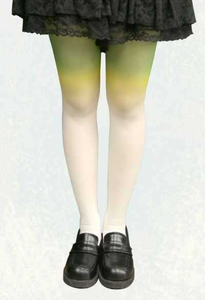 Vegetable-Inspired Legwear