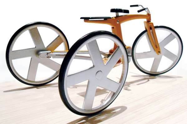 Sustainable Transforming Trikes