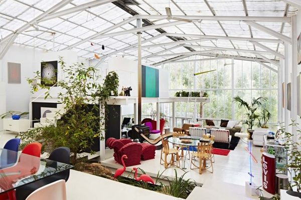 Eclectic Lush Abodes