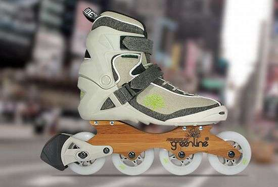 Eco Rollerblades