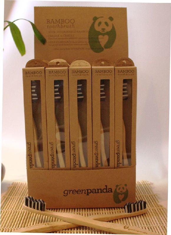 Biodegradable Toothbrush Packaging