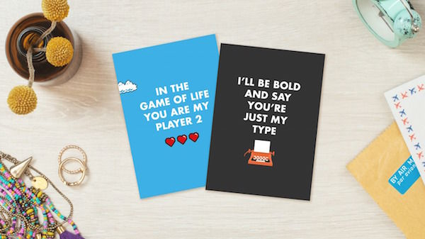 Greeting Card Puns