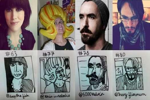 Profile Picture Illustrations