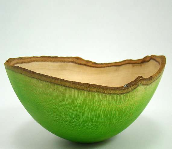 Earthy Prismatic Bowls