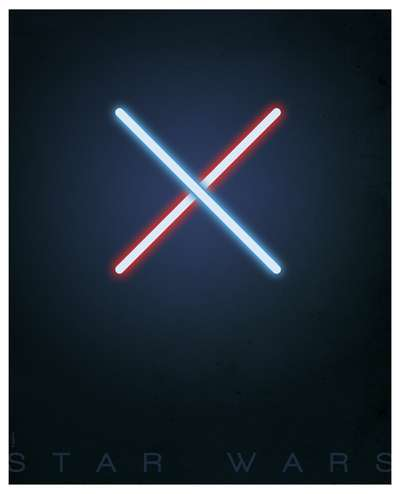 Minimalist Pop Culture Prints