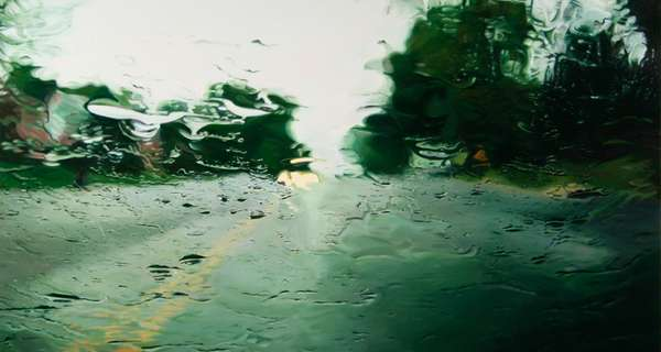 Disorted Liquid Photograpy