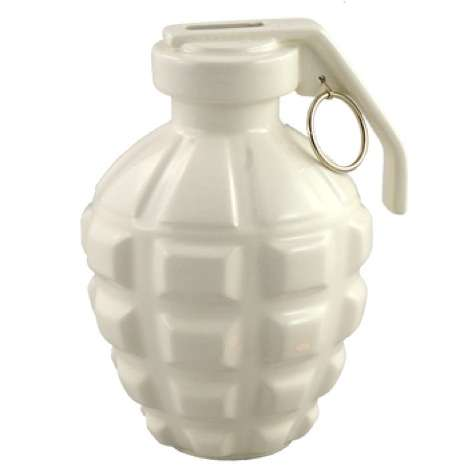 Grenade Piggy Banks