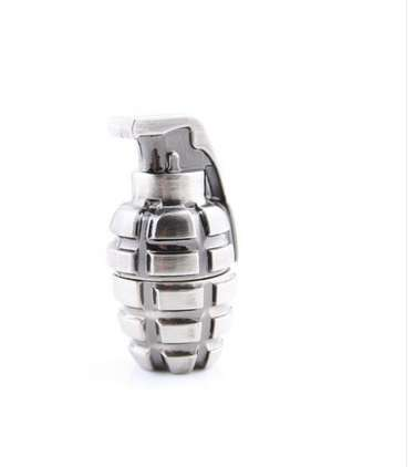 Chrome Grenade USB Drives