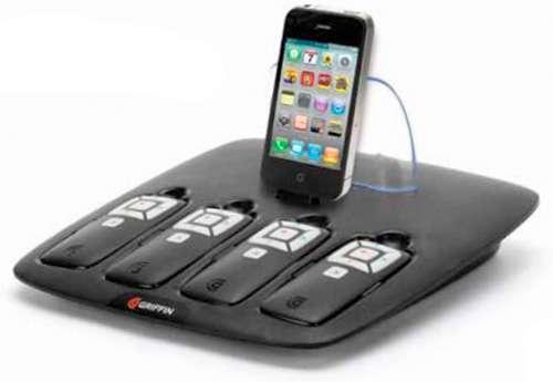 Communal Multimedia Accessories
