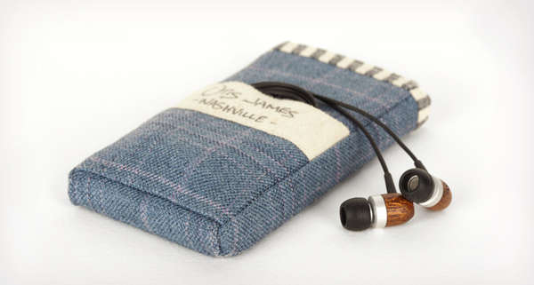 Griffin/Otis James iPhone sleeves
