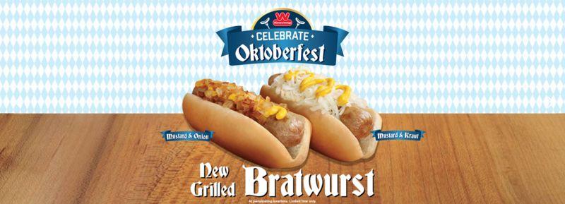 Festive Sausage Promotions