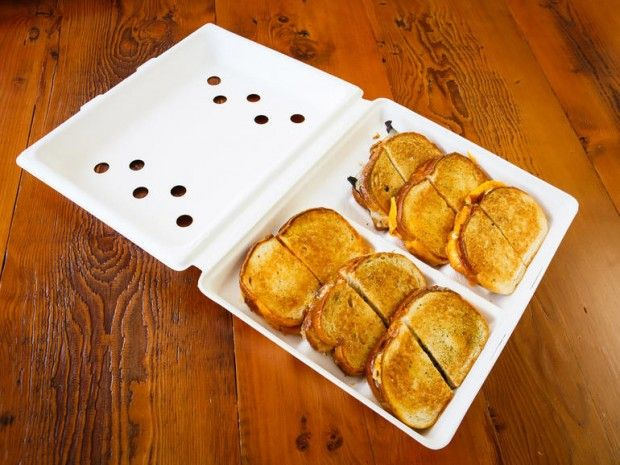 Aerated Sandwich Boxes