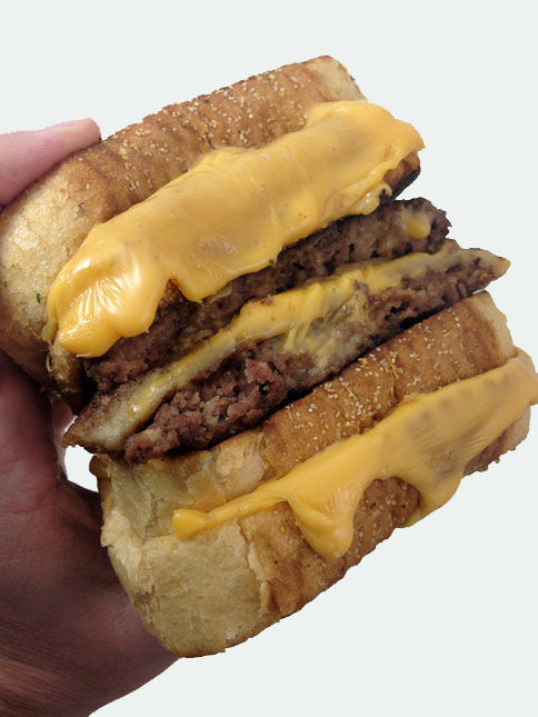 Grilled Cheese Burger Buns