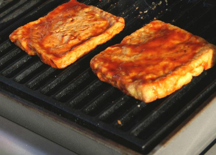 Grilled Tofu Steaks