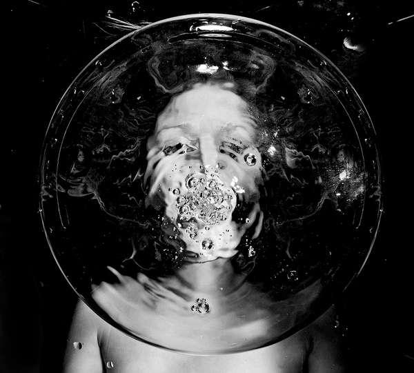 Submerged Model Editorials